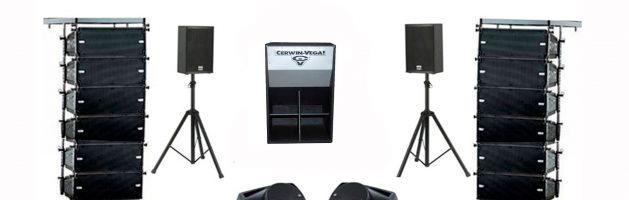 El alquiler equipo de sonido, una pieza clave para triunfar en tu evento