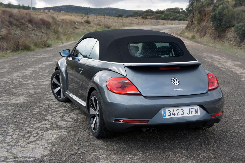 Regresa al mercado español el Volkswagen Beetle R-Line: Con 150 ó 220 CV