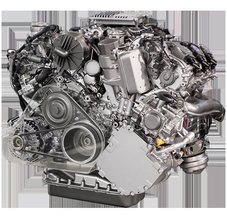 Si desea adquirir un motor a buen precio, localice los de segunda mano