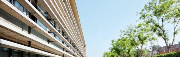Complejos educativos estudiantiles: residencia de universitarios en Barcelona